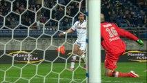 FC Sochaux-Montbéliard - FC Lorient (2-0) - 15/03/14 - (FCSM-FCL) - Résumé