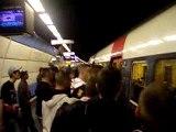 Brigade Sud Nice - Metro Stade de France