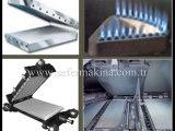 Otomatik Gofret Hattı - Automatic Wafers Line - www.sefermakina.com.tr