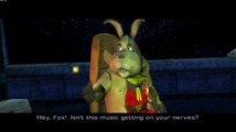Star Fox Adventures HD on Dolphin Emulator (Problems Fixed