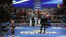 Marco Corleone, Máximo, Rush vs Kráneo, Negro Casas, Niebla Roja