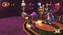 Spyro A Heros Tail HD on Dolphin Emulator (Widescreen Hack)