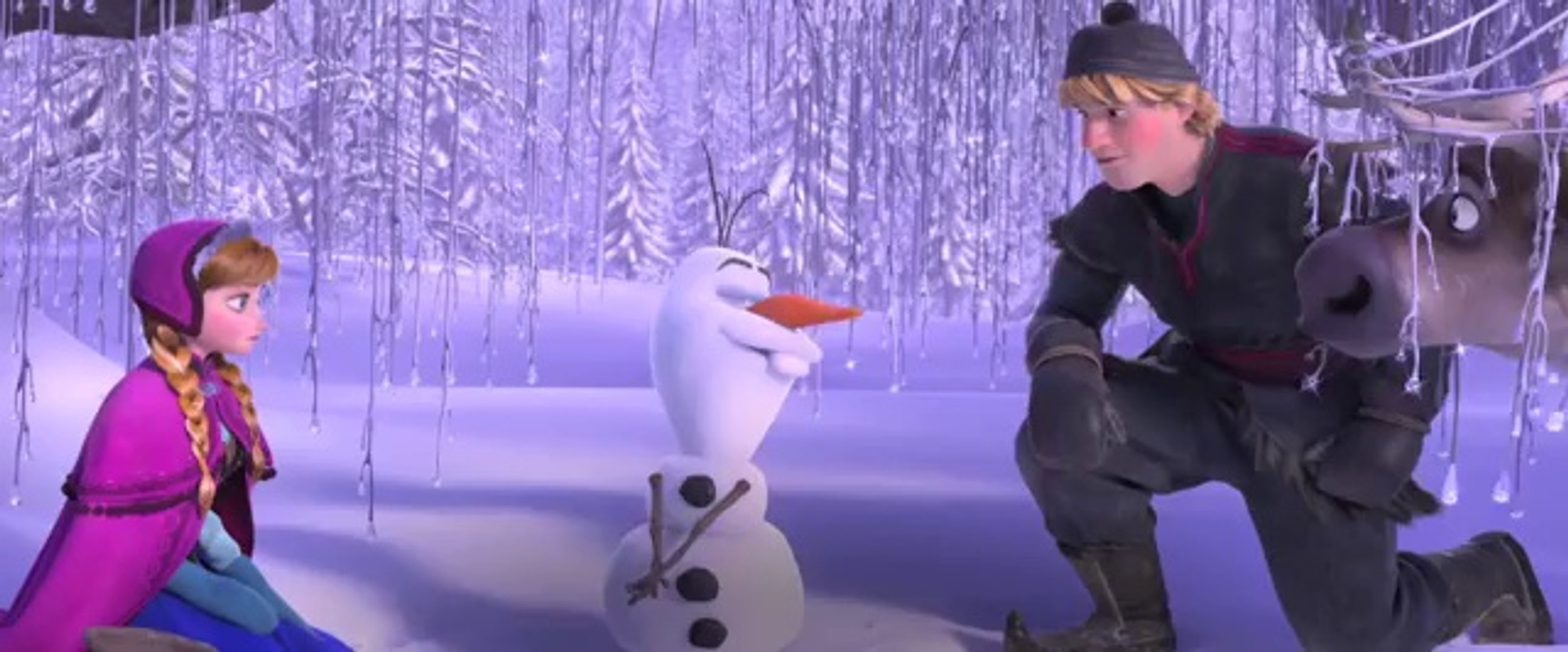 Frozen In Summer Song - Sing-a-long with Olaf - Official - HD