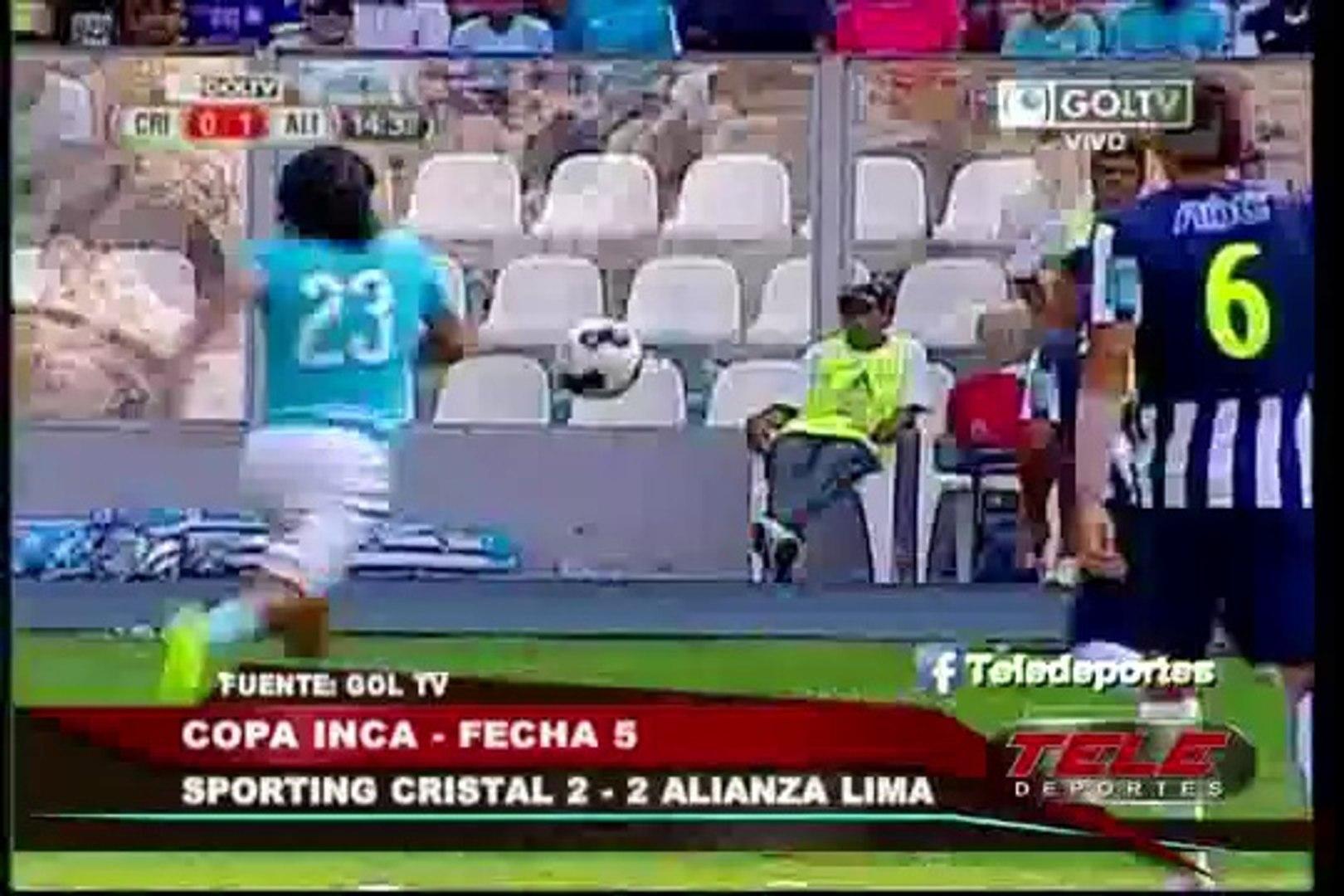 Sporting Cristal-Alianza Lima: repase la 'Fiesta del Fútbol' con la 'Gringa' Bol