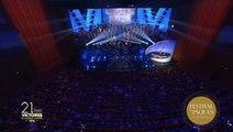 21ème cérémonie des Victoires de la Musique Classique au Grand Théatre de Provence, RENAUD CAPUÇON & GAUTIER CAPUÇON INTERPRÉTANT BRAHMS - DOUBLE CONCERTO POUR VIOLON ET VIOLONCELLE