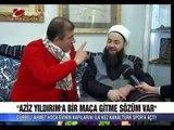 Cübbeli Ahmet Hoca Top Bizde'ye konuştu!  Aziz Yıldırım hakkında neler söyledi...