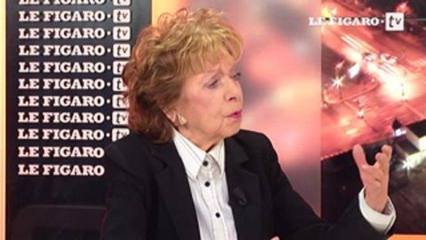 Emue aux larmes, Marthe Mercadier évoque son expulsion