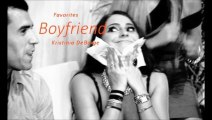 Boyfriend by Kristinia DeBarge (Favorites)