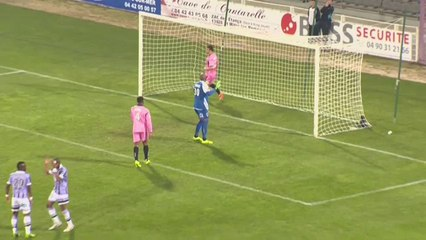 Istres - Clermont 1-1