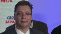 فوز ساحق للمحافظين في الانتخابات التشريعية المبكرة في صربيا