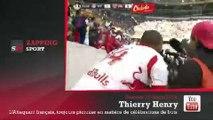 Zap' Sport : Henry fait son cinéma, but Zlatanesque en Jordanie