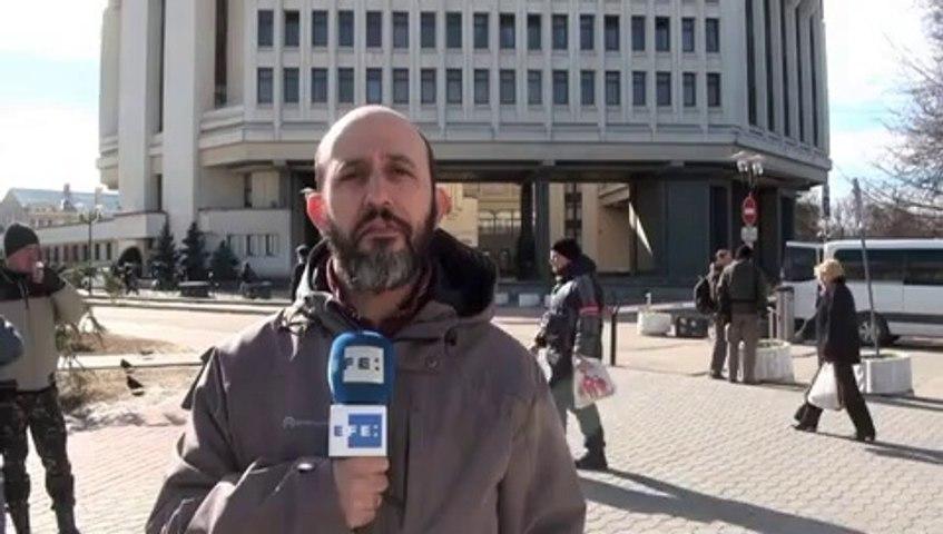 Informe a cámara: La República de Crimea ya es independiente