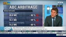 ABC Arbitrage: les résultats annuels de 2013: Dominique Ceolin, dans Intégrale Bourse – 17/03