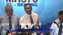 Vol MH370: les deux pilotes au centre de l'enquête