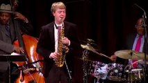 Michael Griffin's Performance at Thelonious Monk International Saxophone Competition 2013