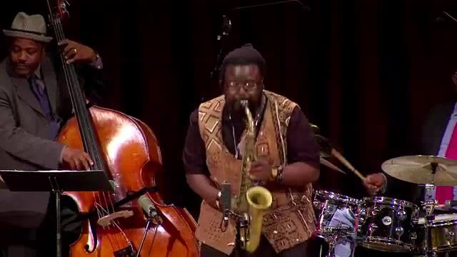 Godwin Louis Performance at Thelonious Monk International Saxophone Competition 2013