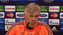 Ancelotti confirma la baja de Benzema y la titularidad de Morata, Isco y Jesé