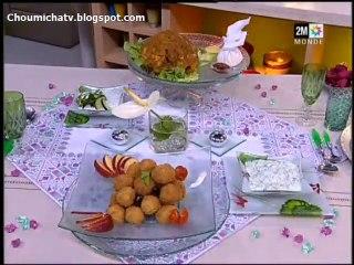 Recette de poulet indien au yaourt et aux épices risotto au saumon tsatsiki