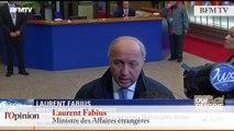 TextO' : L'Europe et les Etats-Unis adoptent des sanctions contre la Russie