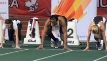 Canadian indoor open championship - Athletics Canada Quebec Montreal 2014 - Youth and junior