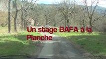 Un stage BAFA à la Planche