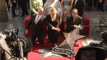 Kate Winslet receives star on the Hollywood Walk of Fame