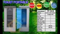 sewa toilet portable, jual toilet portable, wc mobil, toilet fiber, rental toilet