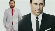 Jon Hamm & Zack Galifianakis Sign On To KEEPING UP WITH THE JONESES - AMC Movie News