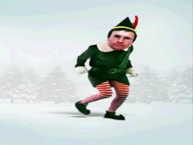 Elf Yourself. Elf not just for Christmas