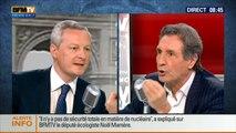 Bourdin Direct: Bruno Le Maire - 18/03