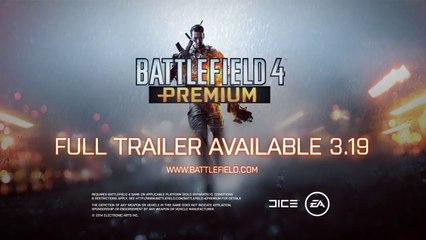 Naval Strike - Teaser Trailer de Battlefield 4