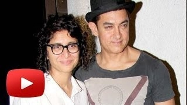 Aamir Khan Celebrates His 49th Birthday With Family