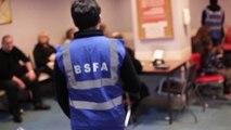 """Volontaires en Service Civique """"Les Gilets bleus"""" (BSFA)"""