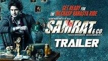 Samrat & Co - Rajeev Khandelwal - Theatrical Trailer (2014) - Bollywood Suspense Thriller