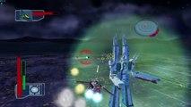 Robotech Battlecry HD on Dolphin Emulator (Widescreen Hack) part2