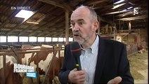 Direct Matin à Clerval : Congrès de la fédération nationale des producteurs de lait