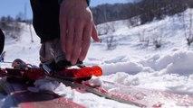 Telemark Expérience -  la Plagne Montchavin les Coches