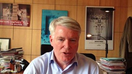 """Martin Riley, CMO de Pernod Ricard : """"nous allons créer 3 start up"""""""