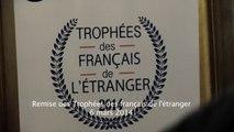 Remise des Trophées des Français de l'étranger (06/03/2014)
