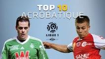 TOP 10 Buts Acrobatiques - Ligue 1 / 2012-2014