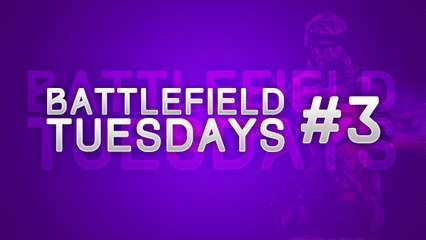 Battlefield Tuesday episode 3 - Domination on Operation locker