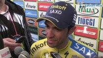 Alberto Contador remporte Tirreno Adriatico 2014 (en Espagnol)