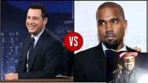 Kanye West rant on Jimmy Kimmel Live - Kas take / review - Jimmy Kimmel vs Kanye West