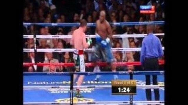 All Floyd Mayweather does is run ?? - Floyd Mayweather vs Canelo Alvarez - Floyd Mayweather