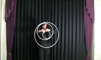 Contact Juggling With Rings - Contact Juggling Skills