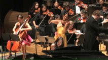 The Ahn Trio - March of the Gypsy Fiddler, Movement 1 (LIVE), performed by The Ahn Trio