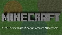 PlayerUp.com - Buy Sell Accounts - Selling Minecraft Accounts 1(2).99! Never Sold, Awesome Usernames!