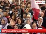 CHP'nin Afyonkarahisar Mitingi