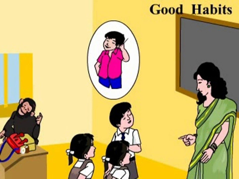 Good Habit.......... English Education For Kids