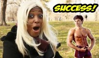 'SHIT WHITE GIRLS SAY...To BLACK GIRLS' SUCCESS & GYM WORKOUT TIPS: Fit Now with Basedow #15